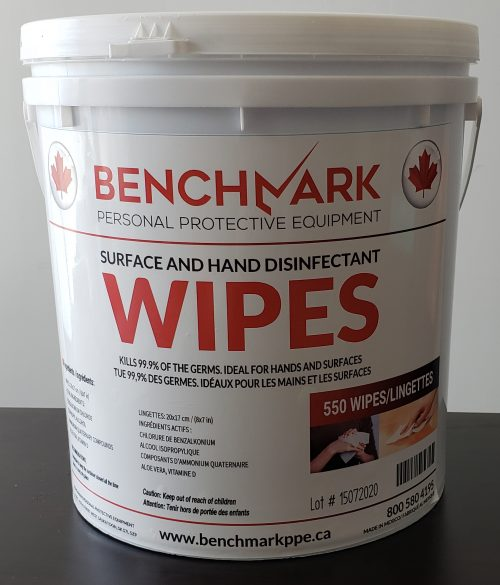 Sanitizing Wipes Canada