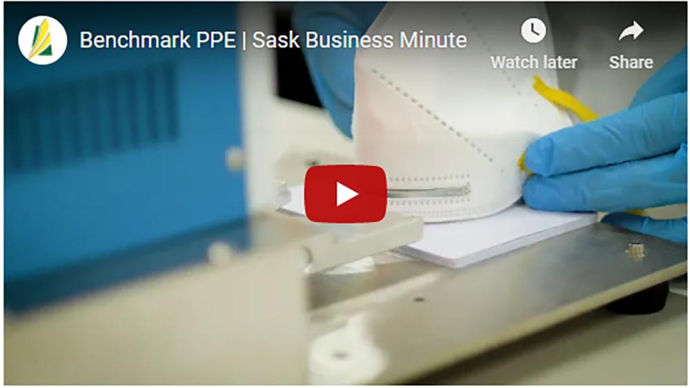 think sask benchmark ppe news