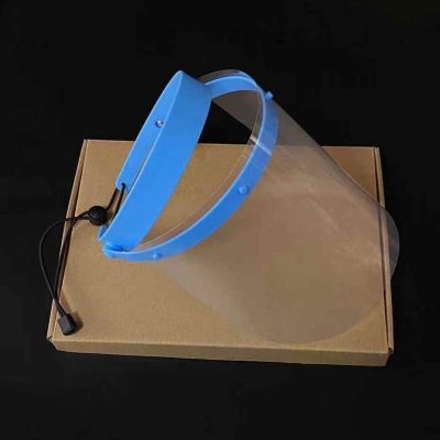 Safety Adjustable Face Shield Reusable