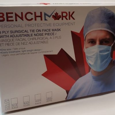 ASTM Level 3 Surgical Tie On Mask
